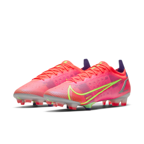 Mercurial Vapor 14 Elite FG [Bright Crimson/Silver]