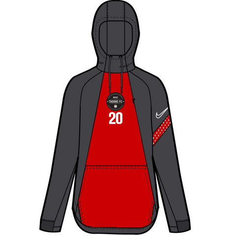 Boise Thorns 2020 Hooded Sweatshirt [Women's]