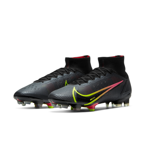 Mercurial Superfly 8 Elite FG [Black/Cyber]