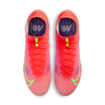 Mercurial Superfly 8 Elite FG [Bright Crimson/Silver]
