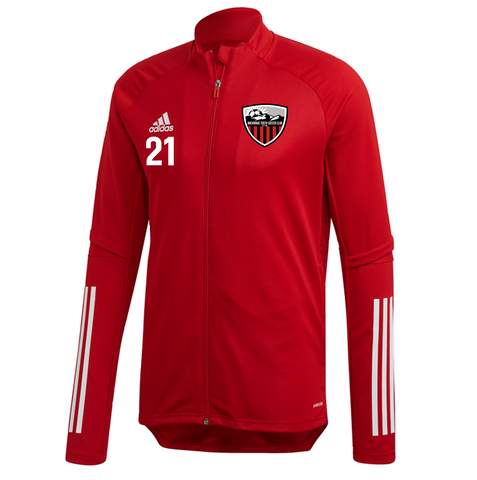Anchorage Timbers Warm-Up Jacket [Youth]