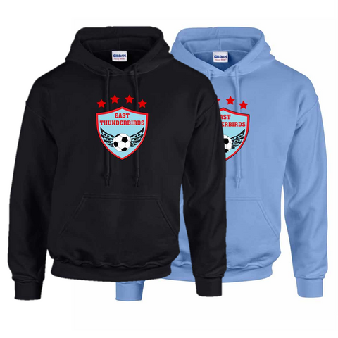 East Anchorage Hooded Sweatshirt