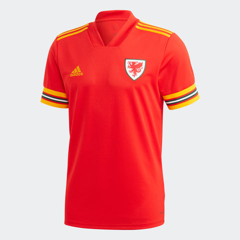 Wales 2020/21 Home Jersey