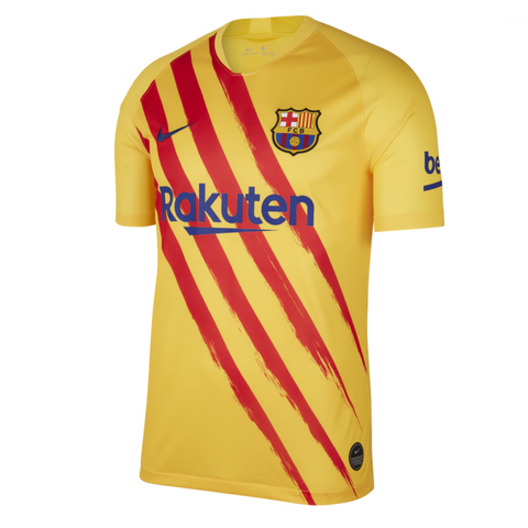 FC Barcelona 2019/2020 Fourth Jersey