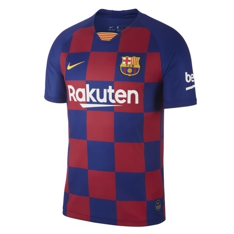 FC Barcelona 2019/2020 Home Jersey