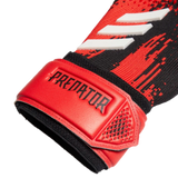 Predator 20 League Keeper Gloves [Black/Active Red]