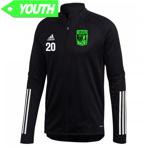 Tongass Timbers Warmup Jacket [Youth]