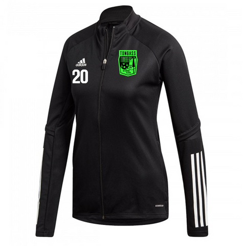 Tongass Timbers Warmup Jacket [Women's]