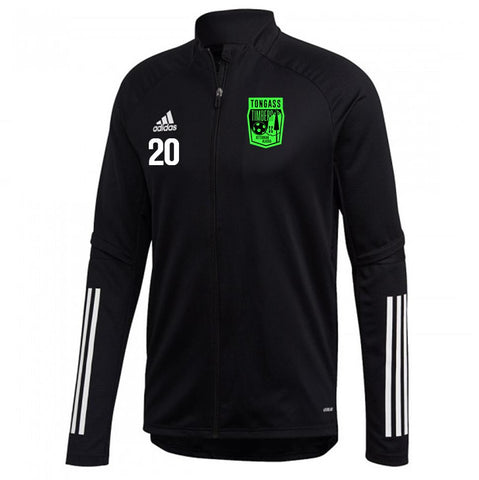 Tongass Timbers Warmup Jacket [Men's]