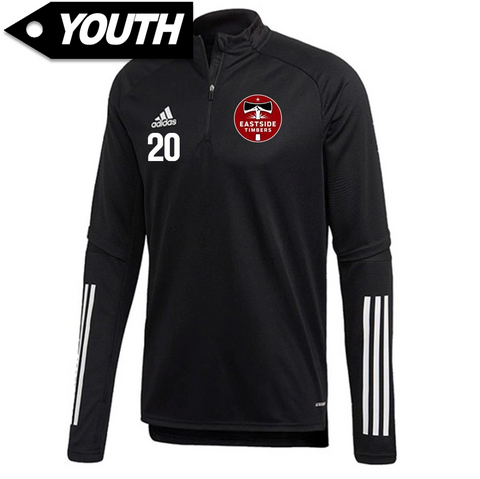 Eastside Timbers Warm-Up Top [Youth]