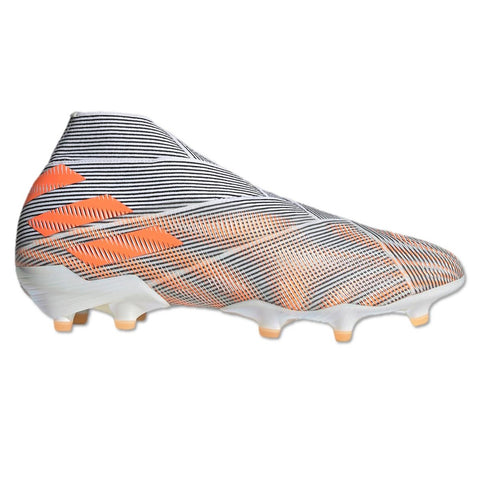 Nemeziz+ FG [White/Orange/Black]