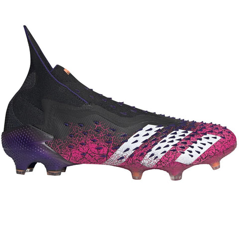 Predator Freak+ FG [Black/Pink]