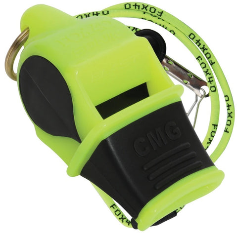 Sonik Blast CMG Whistle + Lanyard Set [3 Colors]