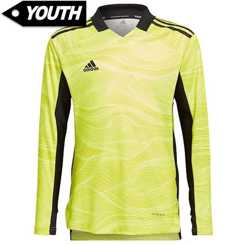 Youth Condivo 21 Keeper Jersey [Acid Yellow]