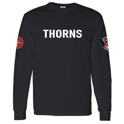 Casper Thorns Fan Crew Sweatshirt