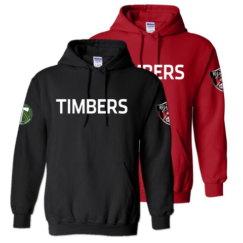 Casper Timbers Fan Hooded Sweatshirt