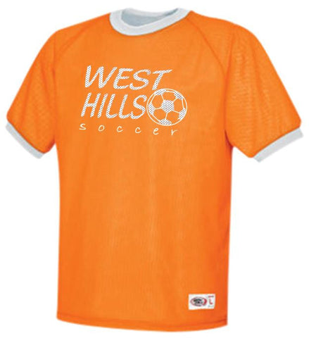 West Hills Reversible Jersey Adult