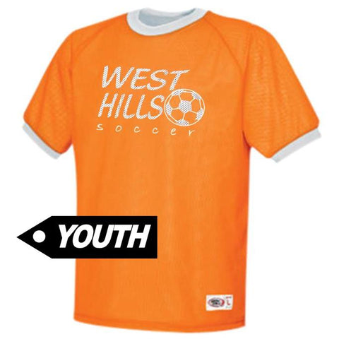 West Hills Reversible Jersey [Youth]