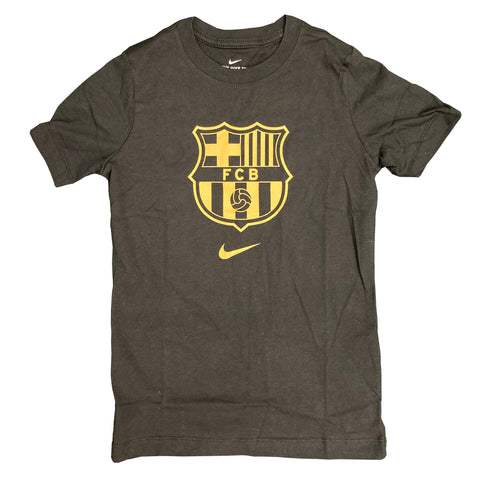 FC Barcelona Youth Crest Tee