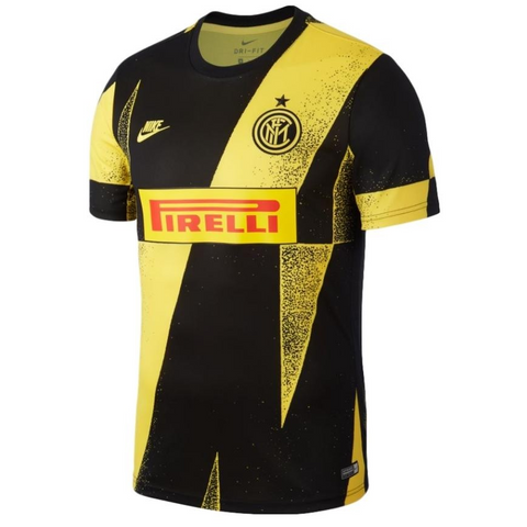 Inter Milan Pre-Match Performance Top