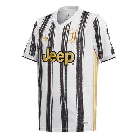 Youth Juventus 2020/21 Home Jersey