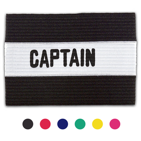 Captain Arm Band [Youth & Adult]