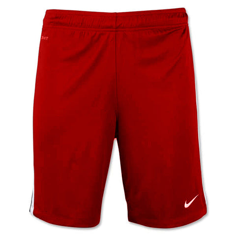 Women's League Knit Shorts [Red]