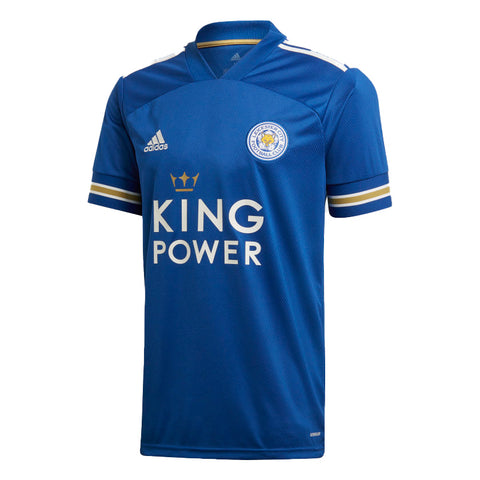 Leicester City FC 2020/21 Home Jersey
