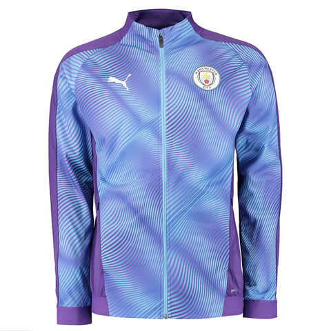Manchester City Stadium Jacket