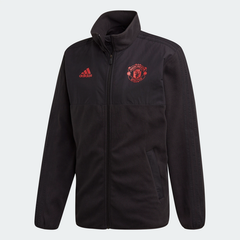 Manchester United Fleece Jacket