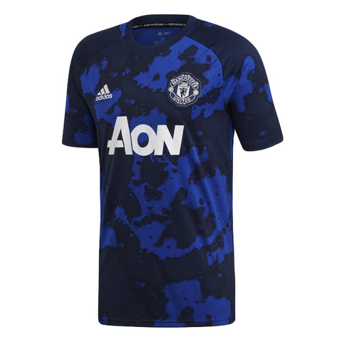 Manchester United 2019/2020 Parley Pre-Match Jersey