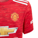 Youth Manchester United 20/21 Home Jersey