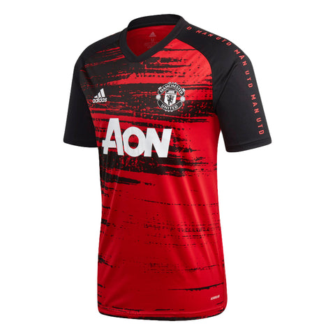 Manchester United Pre-Match Jersey 2020/21