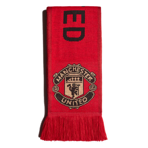 Manchester United Scarf [Red/Black]