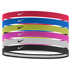 Youth Jacquard Hairbands 6-Pack [2 varieties]