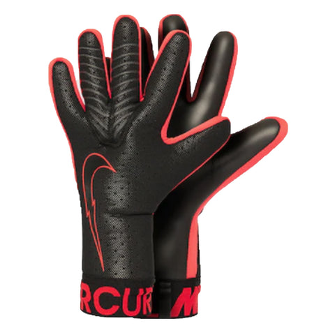 Mercurial Touch Elite Keeper Gloves [Black/Red]