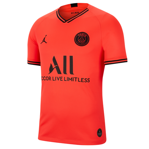 Paris Saint-Germain x Jordan 2019/2020 Away Jersey