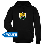 North Clackamas Hooded Sweatshirt-Youth