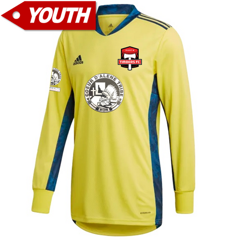 Timbers North FC Keeper Jersey [Youth]