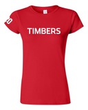 Albuquerque Timbers Fan Tee [Women's]