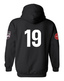 Billings United Thorns Fan Hooded Sweatshirt