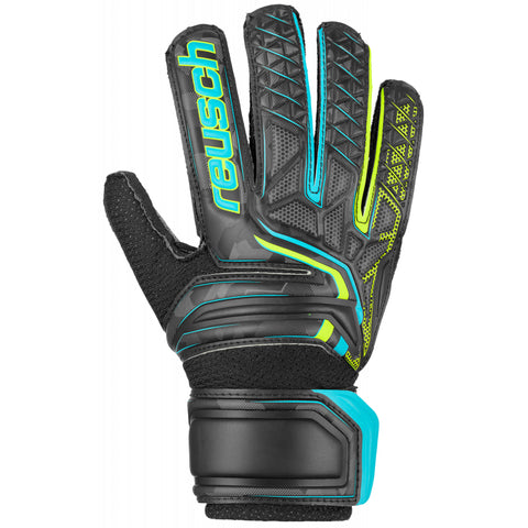 Junior Attrakt RG Open Cuff GK Gloves