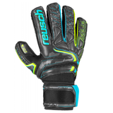 Attrakt R3 FS Keeper Glove [Black/Safety Yellow]