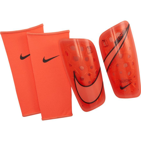 Mercurial Lite Shin Guard [Crimson Orange]
