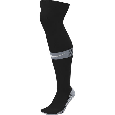 MatchFit Over-the-Calf Keeper Socks [Black/Cool Grey]