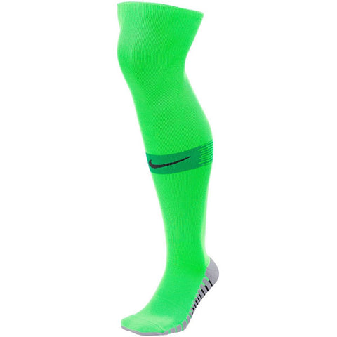 MatchFit Over-the-Calf Keeper Socks [Green Spark]