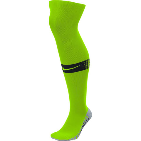 MatchFit Over-the-Calf Keeper Socks [Volt/Black]