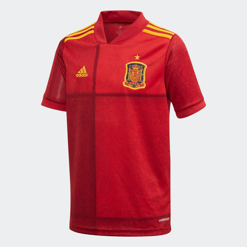 Youth Spain 20/21 Home Jersey