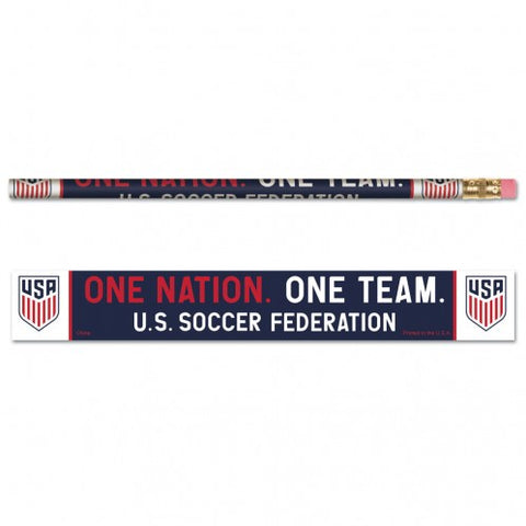USA National Team Pencil 6-Pack