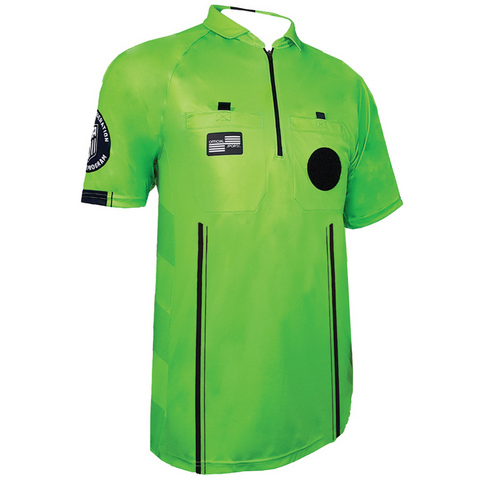 USSF Pro Referee Jersey S/S [Green]
